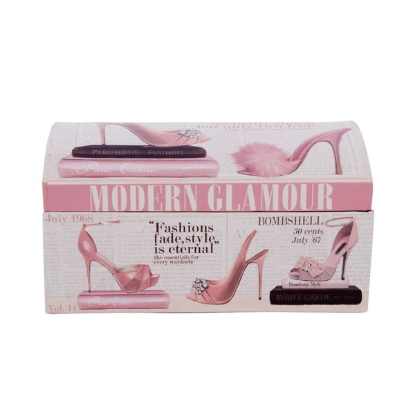 Szkatułka na biżuterię Modern Glamour