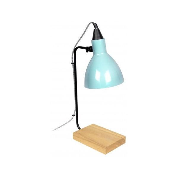 Lampa stołowa Hampton Blue