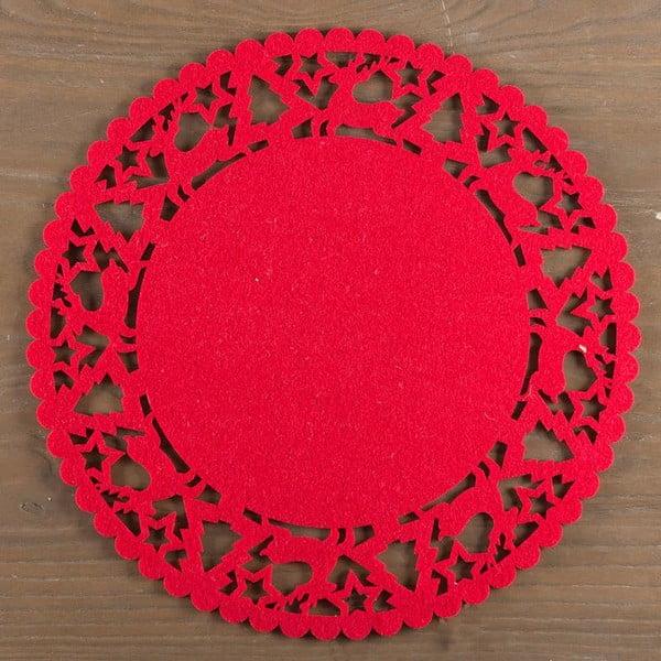 Podkładka Felt Xmas, 35 cm