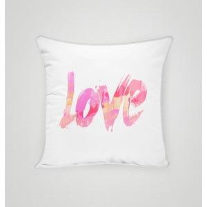Poszewka na poduszkę Love IV, 45x45 cm