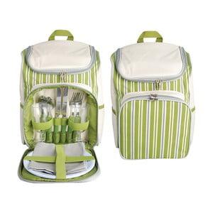 Plecak piknikowy z wyposażeniem dla 2 osób Esschert Design Picnic
