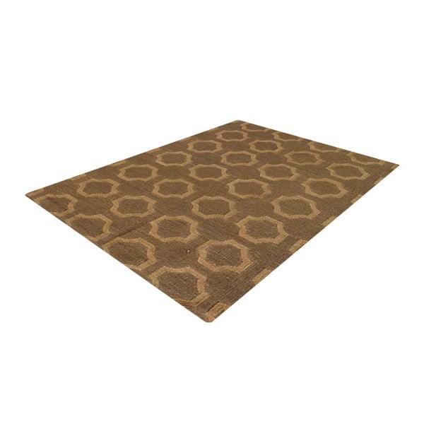 Ręcznie tkany dywan Kilim D no.757, 155x240 cm