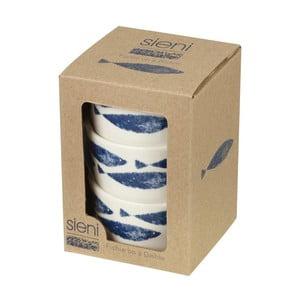 Zestaw 3 misek Couture Fishie, 150 ml
