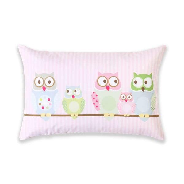 Poduszka Little Night Owl, 60x40 cm
