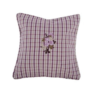 Poszewka na poduszkę Autumn Glow 45x45 cm, fioletowa