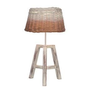 Lampka stołowa Artesania Esteban Ferrer Wicker