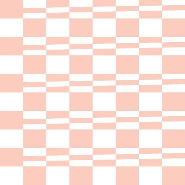 Tapeta Squarestripe Pink