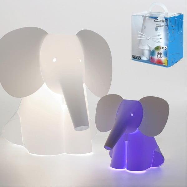 Lampa stołowa Słoń Baru, mini