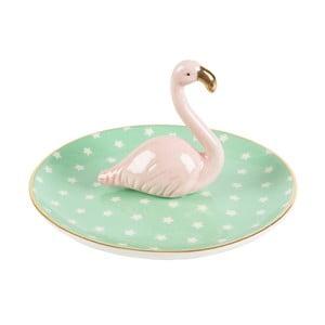 Podkładka na biżuterię Sass & Belle Tropical Flamingo