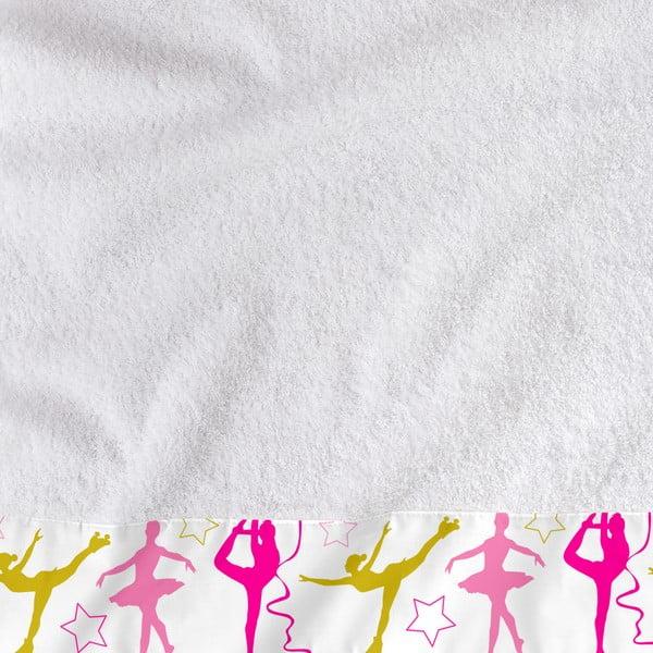 Zestaw 2 ręczników Gymnastics, 50x100 cm i 70x140 cm