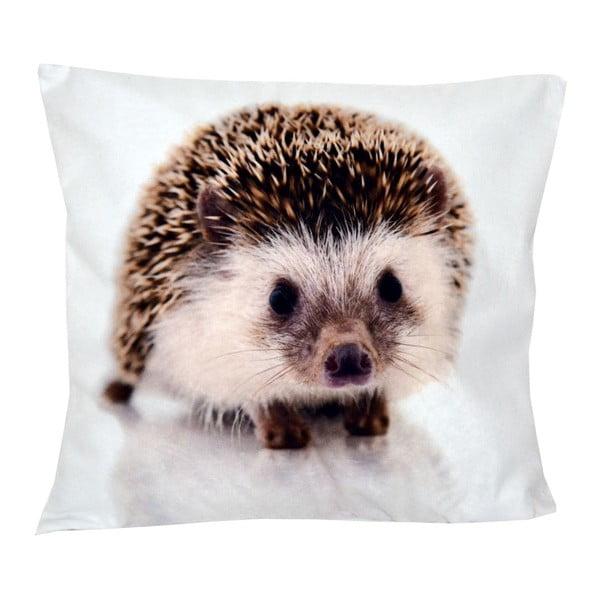 Poduszka Animals Hedgehog, 42x42 cm