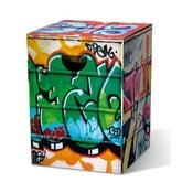 Stołek Remember Graffiti