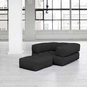 Fotel rozkładany Karup Cube Gray