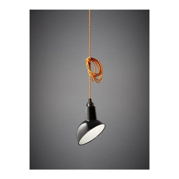 Klosz Miniature Angled Cloche Black