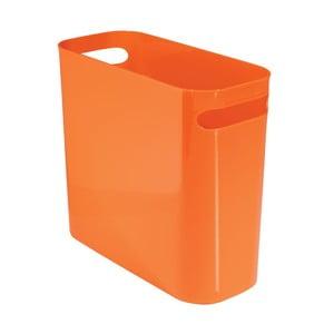 Pojemnik Una Orange, 27x12,5 cm