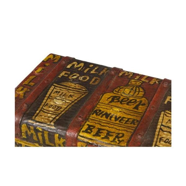 Skrzynia Orient 36x67 cm, Beer