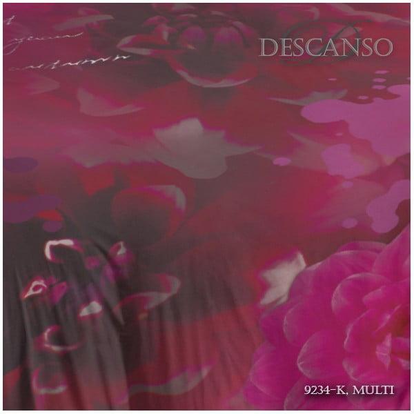Pościel Descanso Red, 240x200 cm
