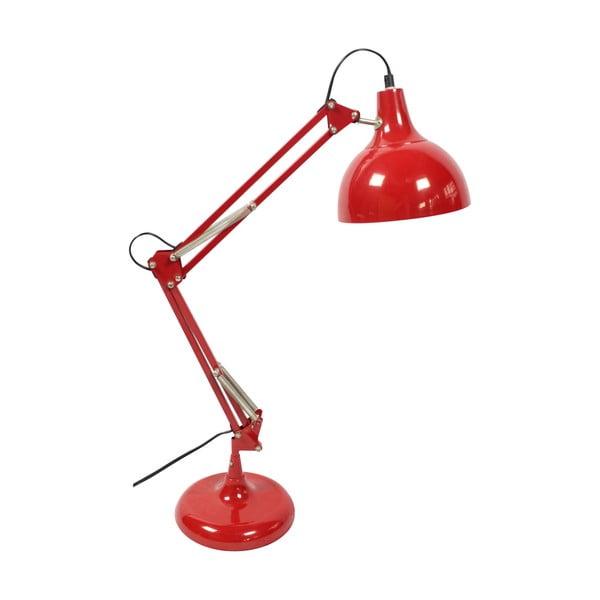 Czerwona   lampa stołowa Red Cartel Archi