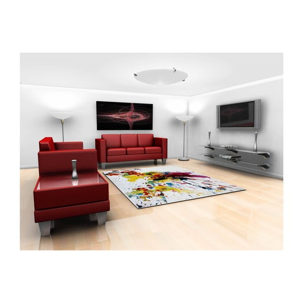 Dywan Eko Rugs Farbles Multi, 80 x 300 cm