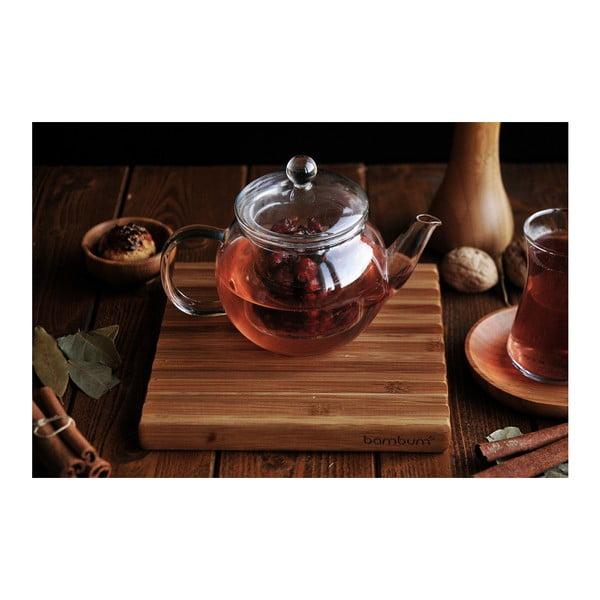 Szklany dzbanek Bambum Petunia, 500 ml
