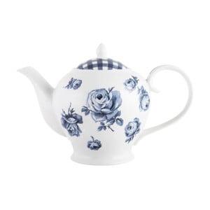 Porcelanowy dzbanek do herbaty Creative Tops Vintage Indigo, 1,2l