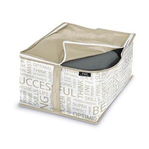 Pudełko na ubrania/pościel Domopak Urban