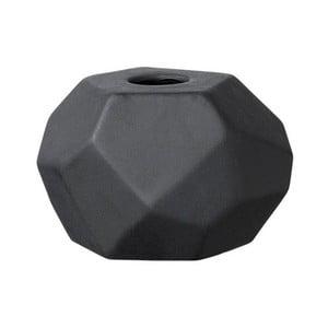 Świecznik Geometrico Negro