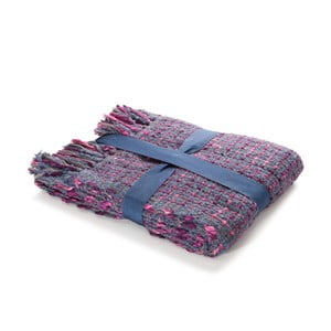 Koc Purple Tonal, 150x125 cm