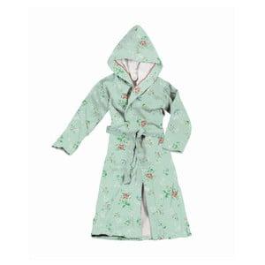 Damski szlafrok Granny Pip Green, roz. XS