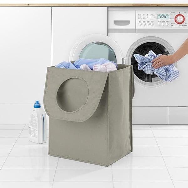 Torba na brudną bieliznę Laundry Bag Grey