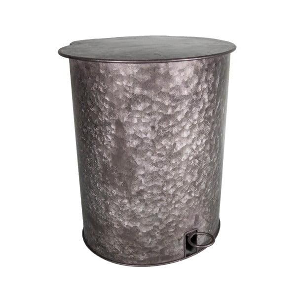 Kosz na śmieci Antic Line Poubelle Zinc