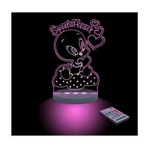 Dziecięca lampka nocna LED Baby Tweety