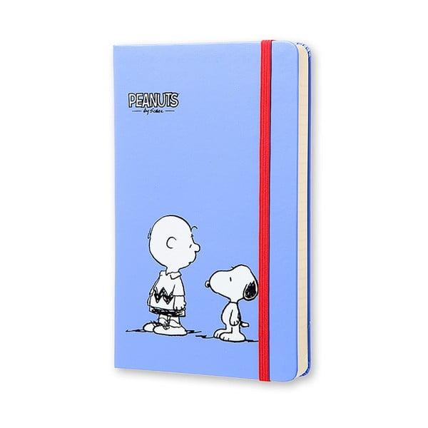 Notatnik dzienny Moleskine Peanuts, 13x21 cm