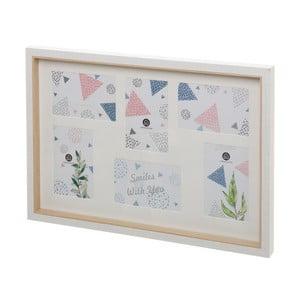 Wisząca dekoracyjna ramka na zdjęcia Unimasa, 41x24 cm