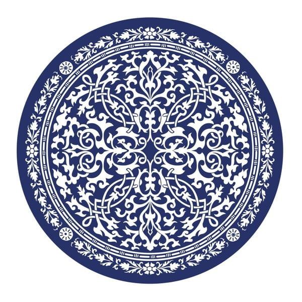 Naklejki Mandala, blue, 4 szt.