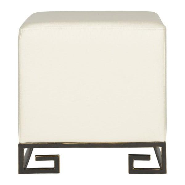 Taboret Cube Cream