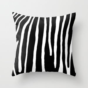 Poduszka Zebra II, 45x45 cm