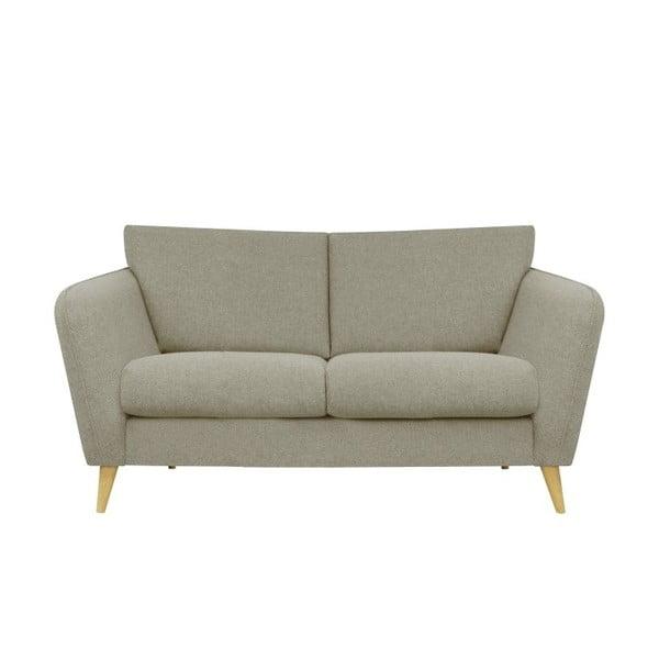 Beżowa sofa 2-osobowa Helga Interiors Max