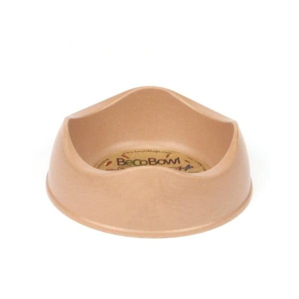 Miska dla psa/kota Beco Bowl 12 cm, brązowa