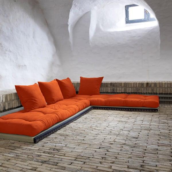 Sofa wielofunkcyjna Karup Chico Orange
