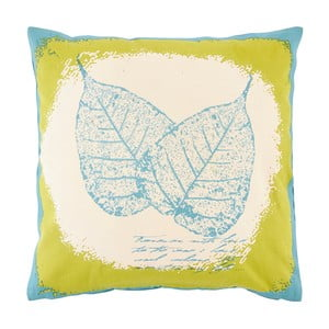 Poduszka Arles 45x45 cm, niebieska