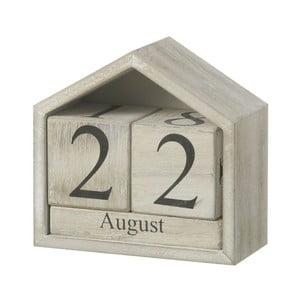 Kalendarz na stół House Parlane Natural