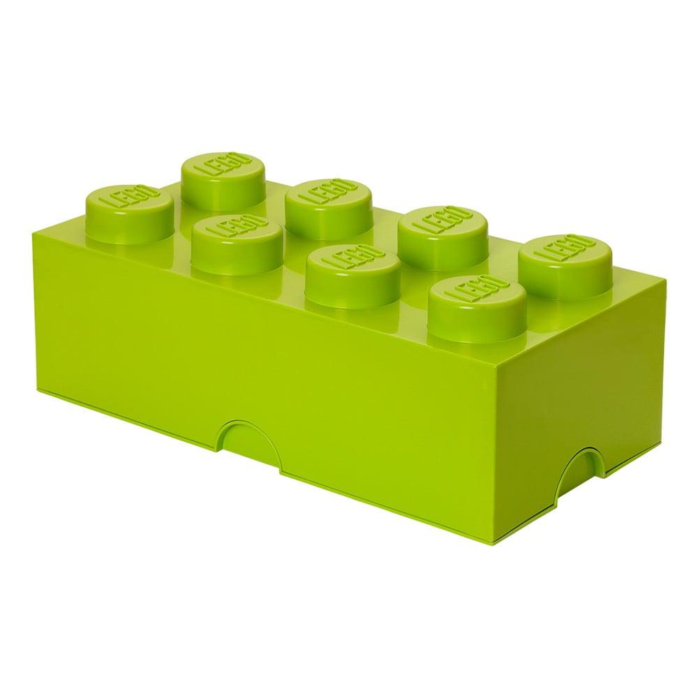 Limonkowy pojemnik LEGO®
