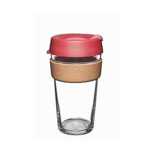 Kubek podróżny z wieczkiem KeepCup Brew Cork Edition Thermal, 454 ml