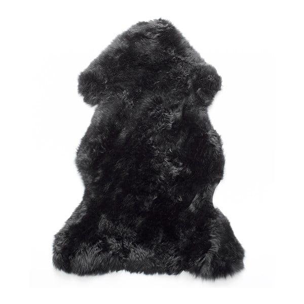 Skóra dekoracyjna z owcy nowozelandzkiej Black, 90 cm