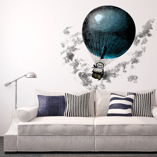 Naklejka Balloon, 41x57 cm