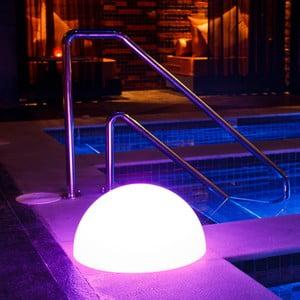 Nastrojowa lampa ogrodowa Demi S, 50x25 cm