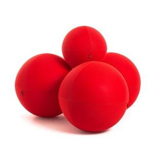 Siedzisko Ball Modular Fiery Red
