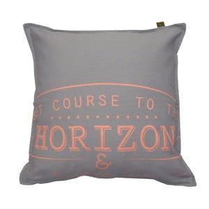 Poduszka Overseas Horizon Grey, 45x45 cm