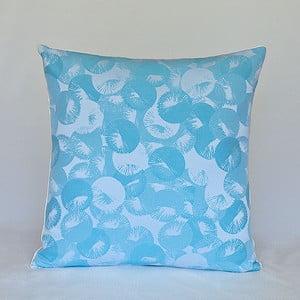Poduszka z wypełnieniem Turquoise Rings, 50x50 cm